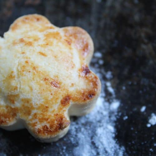 Low protein sugar cookie