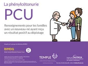 TEMPLE PKU Booklet - French
