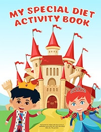 RMD Activity Book cover