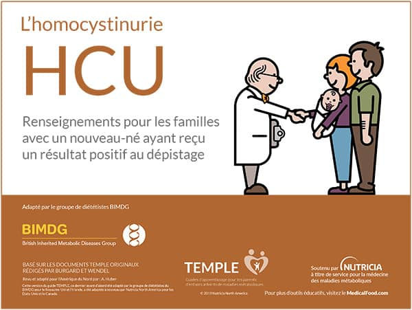 HCU booklet in French