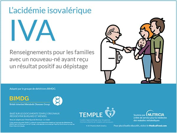 IVA booklet in French