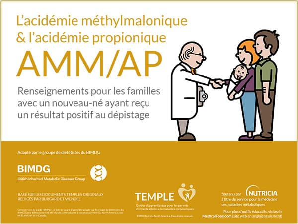 MMA/PA booklet in French