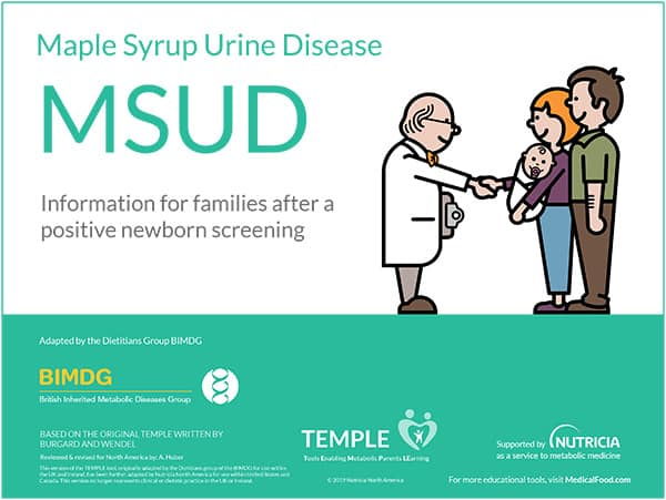 MSUD booklet in English