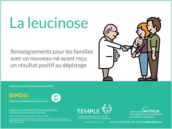 MSUD booklet in French