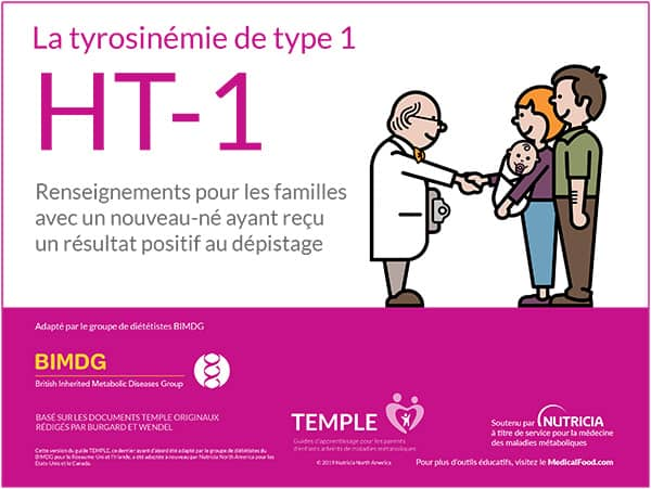 TYR booklet in French
