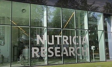 Nutricia Research building