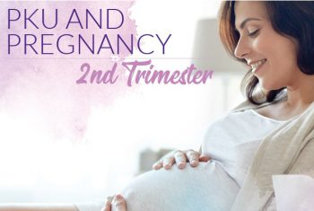 Pregnancy and PKU 2nd trimester booklet